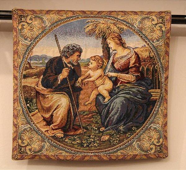 Sagrada Familia com Palma - Rafael Sanzio