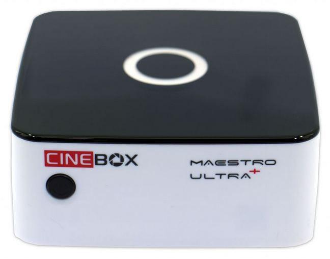 CINEBOX MAESTRO ULTRA + PLUS - IKS / SKS / CS / ANDROID / ISDB-T / WI-FI - (ACM)