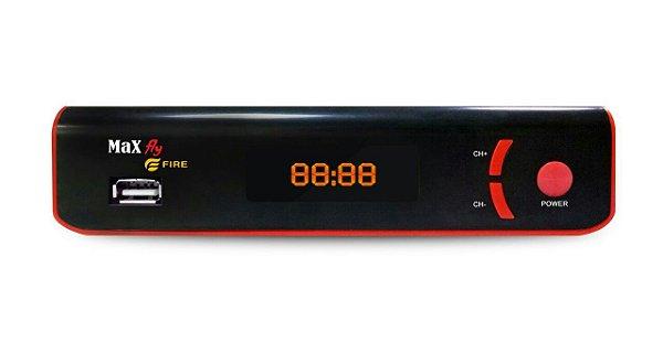 MAXFLY FIRE HD 8K - IKS / SKS / CS / WI-FI - (ACM)