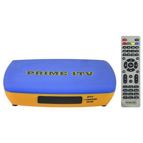 SUPERBOX PRIME ITV - IKS / SKS / CS - (ACM)