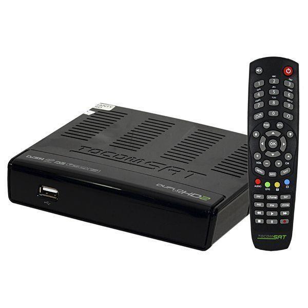TOCOMSAT DUPLO LITE HD 2 - IKS / SKS / CS - (ACM)
