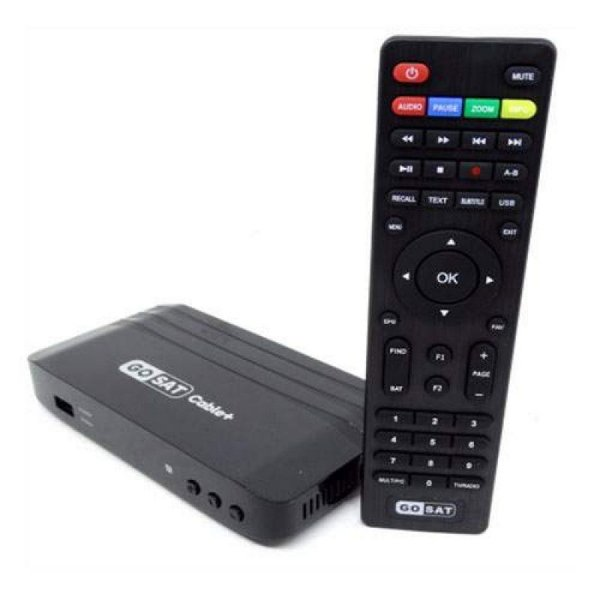 GO SAT CABLE + HD - P/ CABO