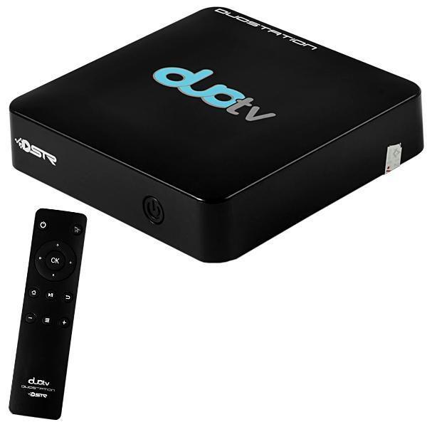 Duostation Duo TV Ultra HD 4K IPTV/Wi-Fi/HDMI + My Familiy