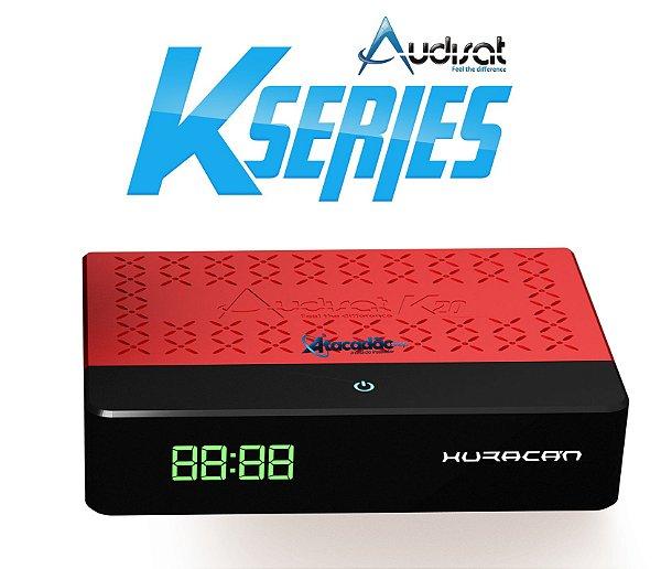 Audisat K20 HURACAN - IKS/SKS/CS/IPTV/WIFI (ACM)