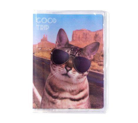 Porta documento Gato