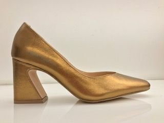 SCARPIN QUEEN SHOES CRISTAL BRONZE