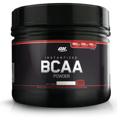 BCAA Powder Blackline 300g - Optimum Nutrition