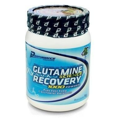 Glutamina Science Recovery 1000 Powder 1kg - Performance Nutrition