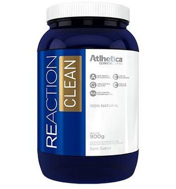 Reaction Clean 900g - Atlhetica Nutrition