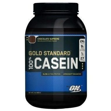 100% Casein Gold Standard 909g - Optimum Nutrition