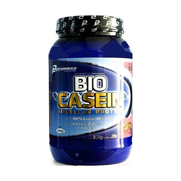 87972c8b3 Caseína Bio Casein Micellar 909g Performance Nutrition Chocolate ...