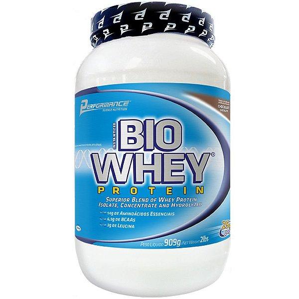 c8b4310cd Isolado Bio Whey Protein 909g Performance Nutrition Chocolate ...