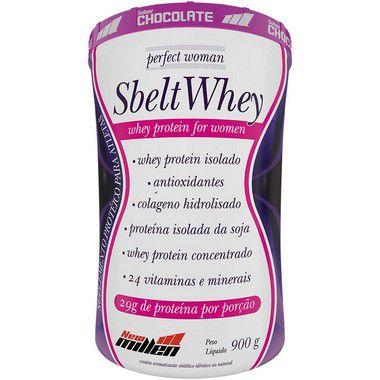 Sbelt Whey Woman 900g - New Millen