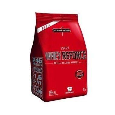 Super Whey Reforce Refil 907g - IntegralMédica