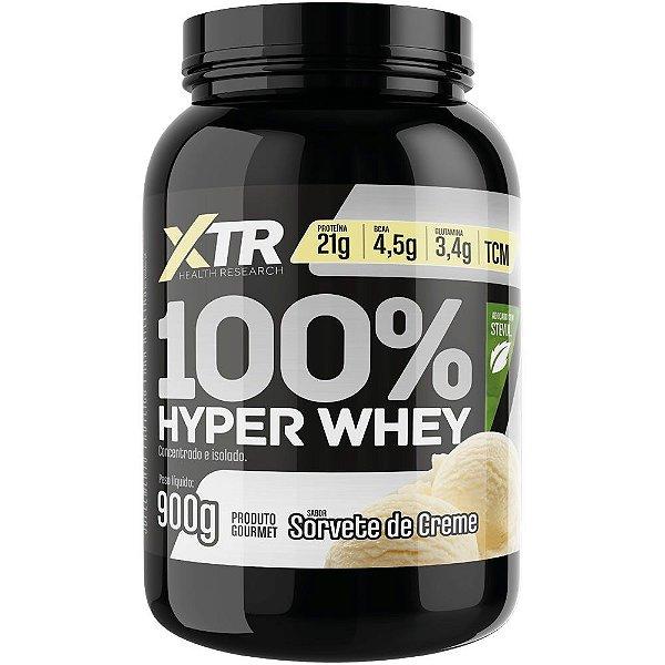 c76e176f6 100% Hyper Whey XTR 900g - Comprar Agora - Vitta Gold Suplementos