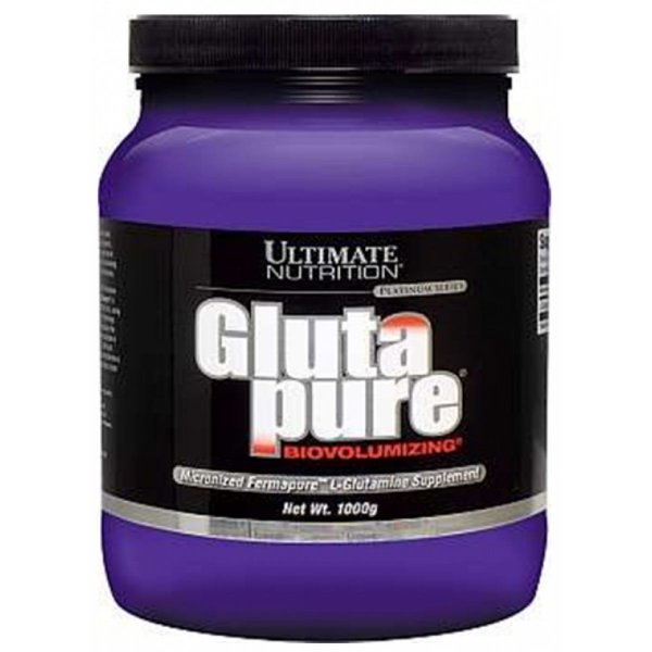 Glutamina Glutapure 1kg - Ultimate Nutrition