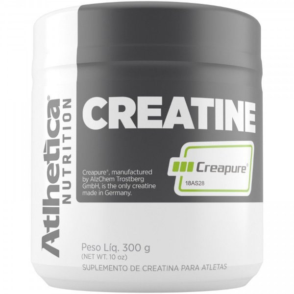 a7230657c Creatina Creapure 300g Atlhetica Nutrition. Creatina Creapure 300g Atlhetica  Nutrition - Imagem 1 ...