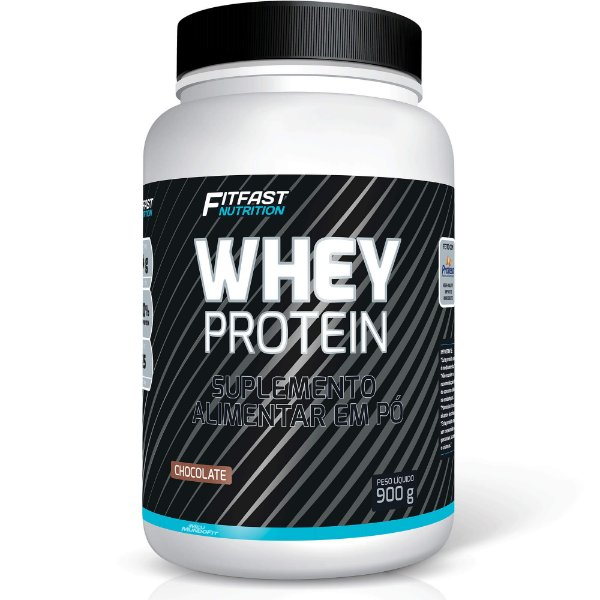e184db668 Whey Protein FitFast Nutrition 900g - Comprar Agora - Vitta Gold ...