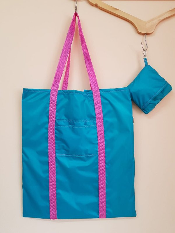 ECOBAG USE+ VERDE TIFFANY