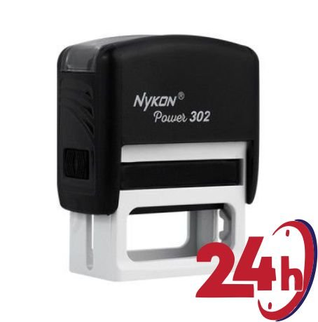 NYKON 302  (1.4 cm x 3,8 cm)   (Sem personalização)   CORES FIXAS (UNITÁRIO) 24H