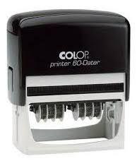 Colop Printer 60 - numero + numero