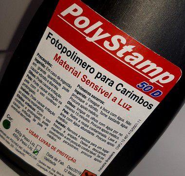 Polímero Polystamp 450g  - 2 OPÇÕES DE CORES