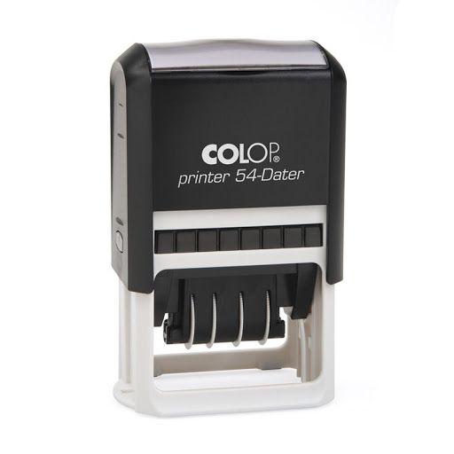 Carimbo Colop Datador Retangular (sem personalização)
