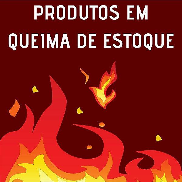 QUEIMA DE ESTOQUE CARIMBOS E ACESSÓRIOS - DIVERSOS PRODUTOS