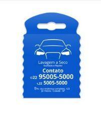 Lixeira para carro 1000 unidades 2 Cores