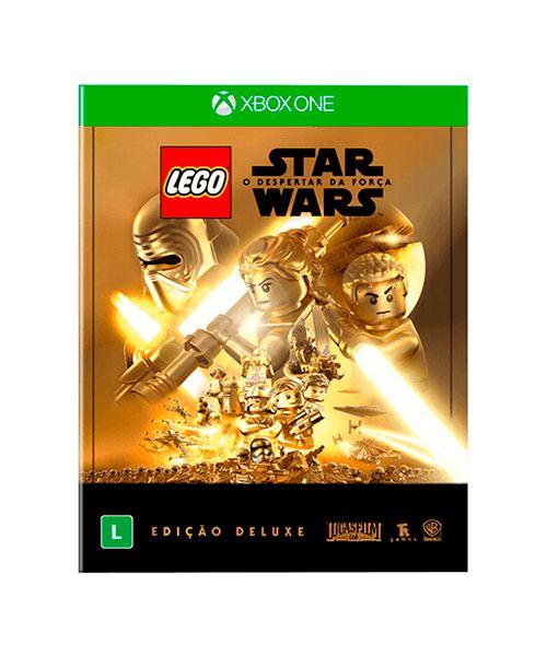 Lego Star Wars - O Despertar da Força - Edição Deluxe - Xbox One