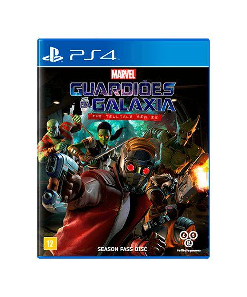 Marvel Guardiões da Galáxia - PS4