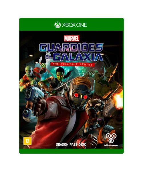 Marvel Guardiões da Galáxia - Xbox One