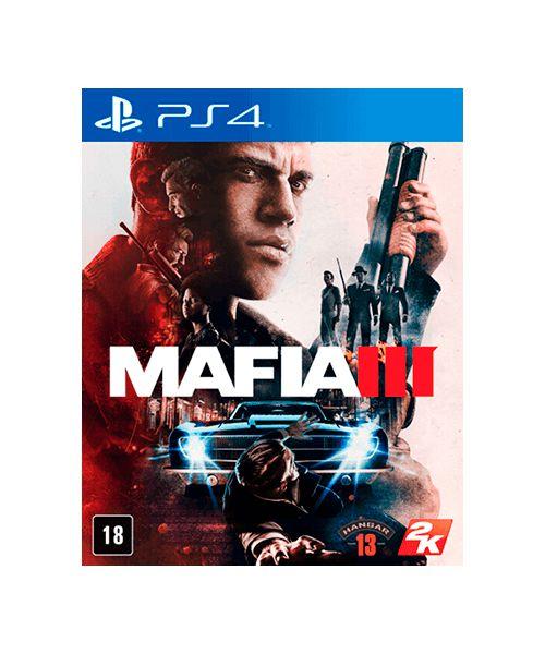 Máfia 3 - PS4
