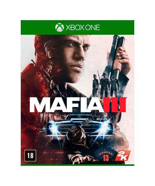 Máfia 3 - Xbox One