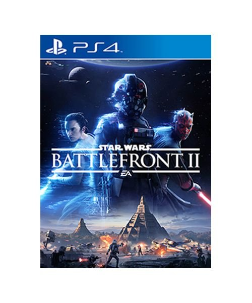 Star Wars - Battlefront 2 - PS4