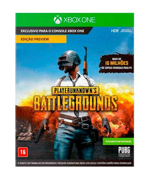 PlayerUnknown's Battlegrounds - Xbox One - Cartão para download