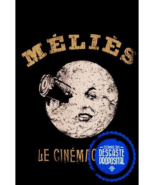 Camiseta Chico Rei: Georges Méliès