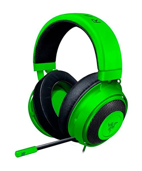 Headset Gamer - Razer Kraken Green Multi Plataform (PC/PS4/XBox/Mobile)