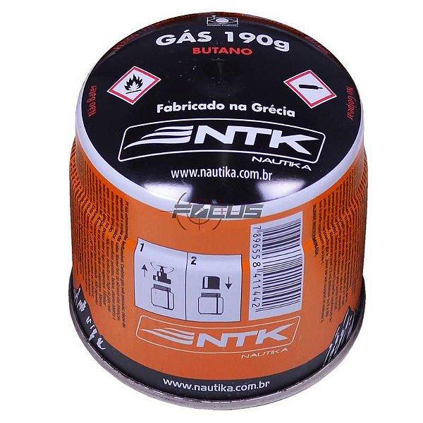 CARTUCHO DE GAS 190GR. NTK