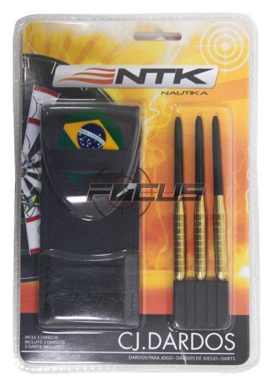 CJ DE DARDOS C/3PC NTK