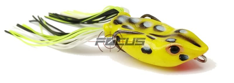 ISCA ARTIFICIAL SILICONE BAIT FROG 7GR. COR 05