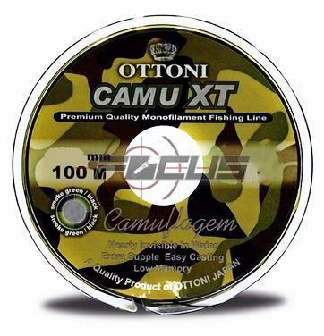 LINHA CAMU XT 0.50MM C/10PC