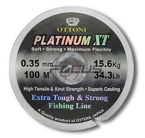 LINHA PLATINUM XT 0.35MM C/10PC