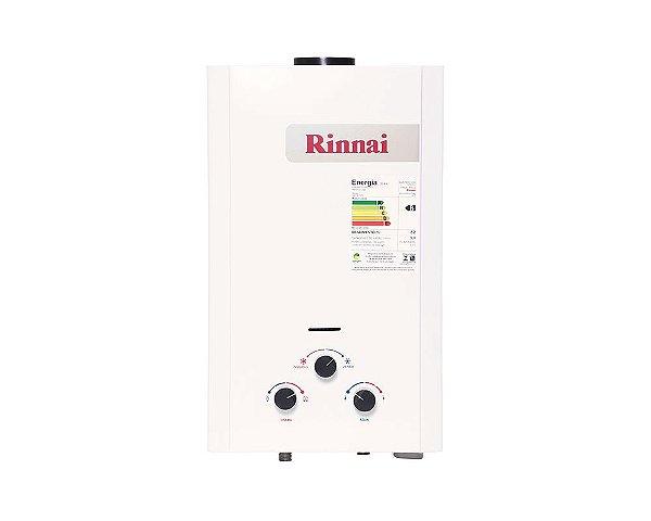 Aquecedor à Gás REU-M090 (85 BR) Gn 9L Rinnai