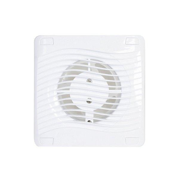 Exaustor com Grade de Ventilação ITC 90 ED10 170x170 Branco 127v ITC