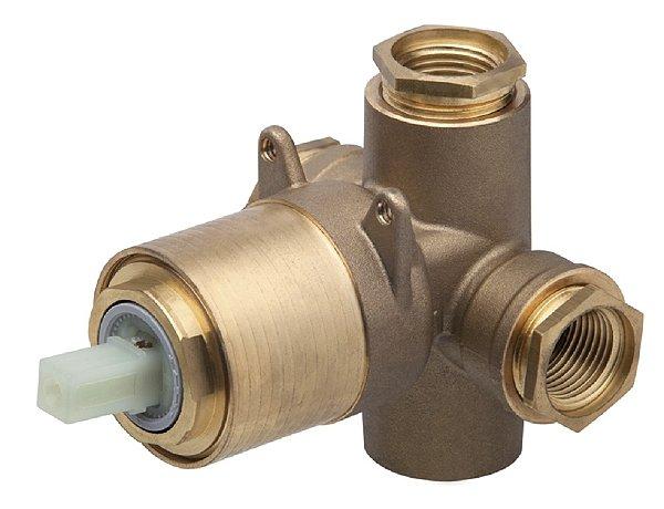 Base Misturador Monocomando para Chuveiro ou Banheira 1/2 e 3/4 00545800 Docol