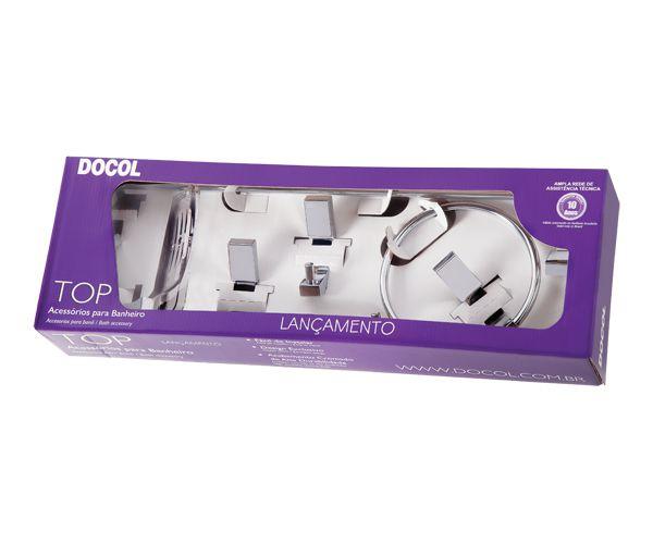 Kit Acessórios Top 5 Peças 00552906 Docol