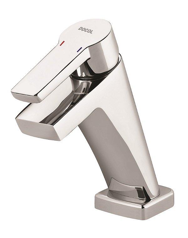 Misturador Monocomando para Lavatório de Mesa Priori 00493506 Docol