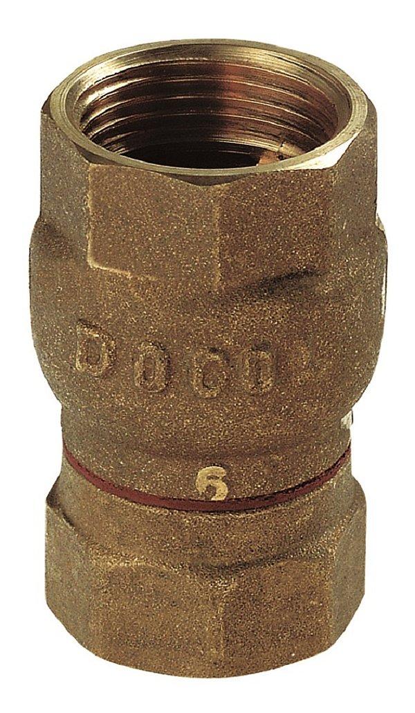 """Válvula de Retenção Vertical DN25 1"""" 30101000 Docol"""