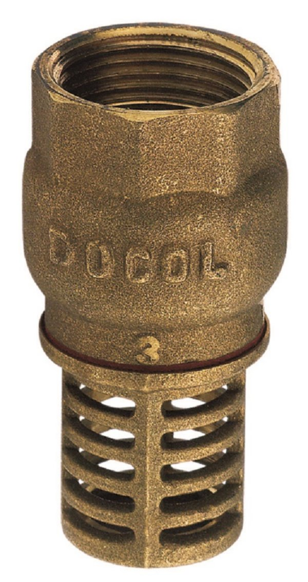 """Válvula de Sucção DN50 2"""" 30012000 Docol"""